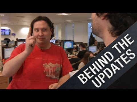 RuneScape Behind the Scenes – Behind the Updates