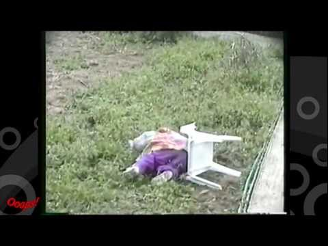 Funny Babies – Funny Babies – Funny Girl's Humpty Dumpty Fall