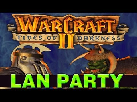 LAN Party – Warcraft II: Tides of Darkness
