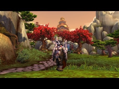 LiveStream – Mists of Pandaria Beta – World of Warcraft