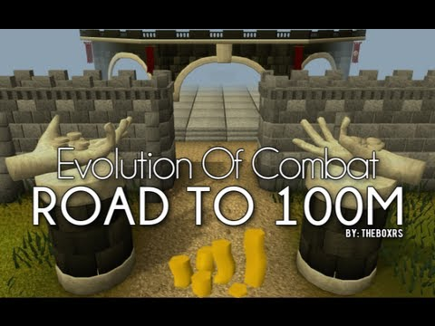 Runescape Road To 100m ep 3  I Got Bandos!  2013 Commentary