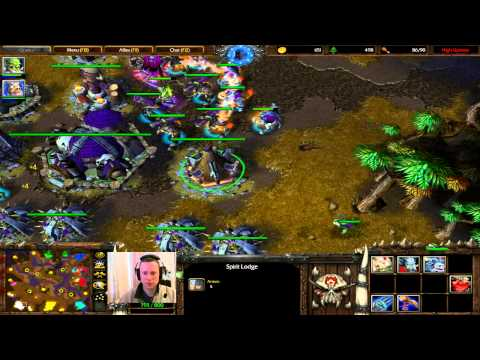 Warcraft 3 – 434 (4v4 RT)
