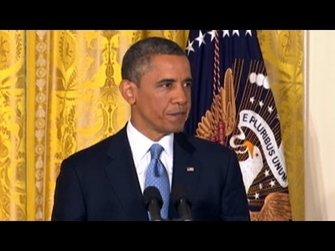 President Obama News Conference: 'We Are Not a Deadbeat Nation'