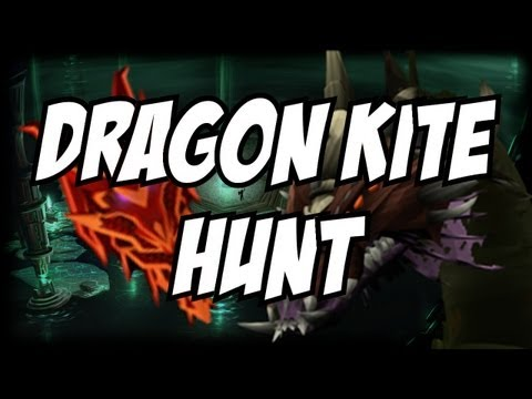 Runescape Queen Black Dragon Livestream Footage – Dragon Kite Hunting #4 (Finally!)