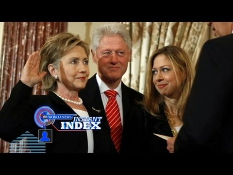Former President Bill Clinton Speaks About Hillary's Health: World News Instant Index