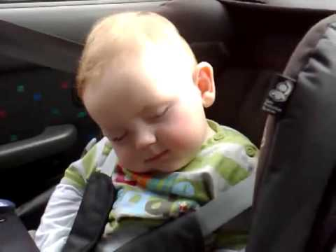 Funny, sleepy and cute Baby boy trying not to sleep :D – MUST WATCH