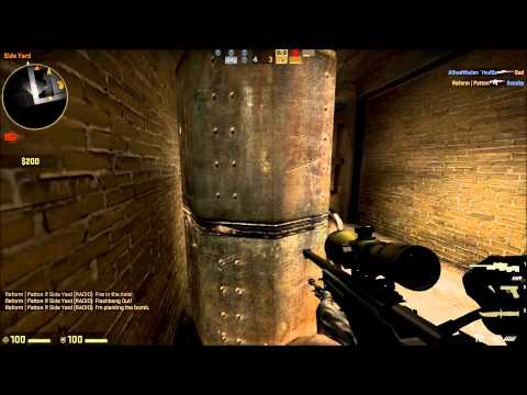 Counterstrike Go with Llama and Zeon guest starring dad – part two