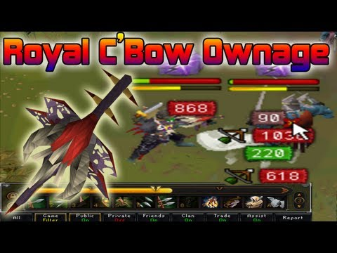 ☠ Pking! – RuneScape Royal Crossbow Pking EoC Commentary