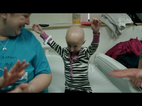 Hope Grows for Girl With Rare Rapid-Aging Disease Progeria