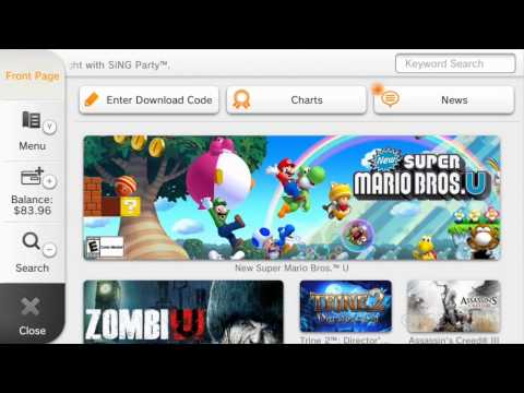 GS News – Preowned Wii U consoles allow free game downloads