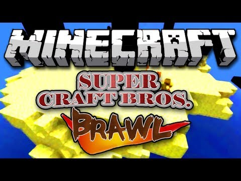 Minecraft: Super Craft Bros. Brawl Tournament – Rounds 1 & 2
