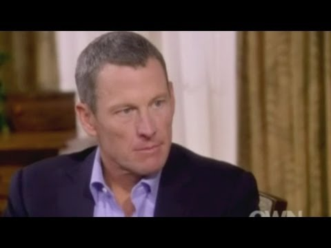 Lance Armstrong Oprah Winfrey interview: Disgraced cyclist admits doping