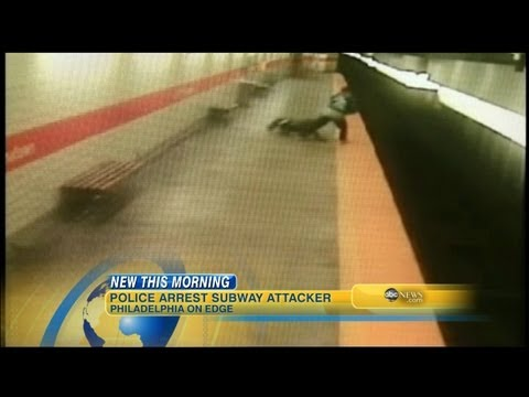Philadelphia Woman Attacked in Subway