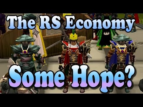 The Future of the Runescape Economy – Some Hope?