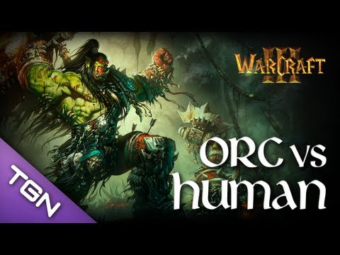 ★ Warcraft 3 – Fly (Orc) vs EmalFan (HU)