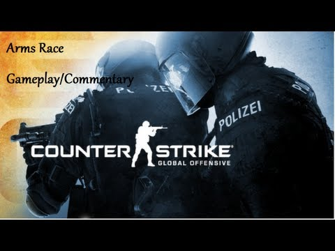 Counterstrike:GO Gameplay-Commentary