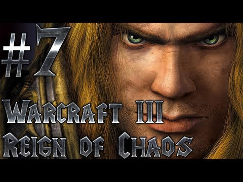 Let's Play Warcraft 3 Reign of Chaos – Part 7 – The March of the Scourge