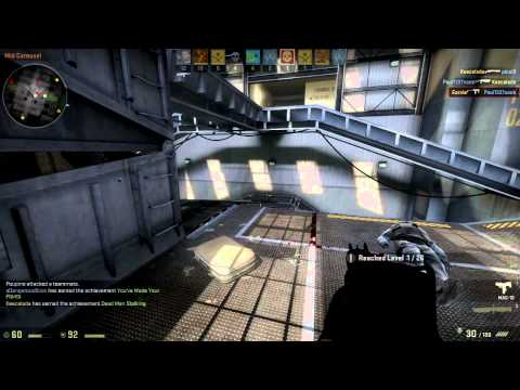 Counter Strike GO: Random Arms Race Game w/ Eaarnie and Joe. #5 I'm so good