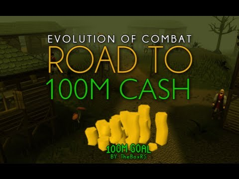 Runescape Road To 100m – Runescape Eoc Road To 100m ep 4 | Bandos is Rising!| 2013 eoc commentary