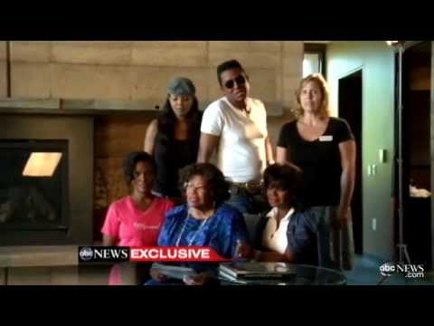 Katherine Jackson Explains Whereabouts: Exclusive