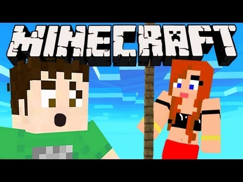 Minecraft – STRIPPER POLE