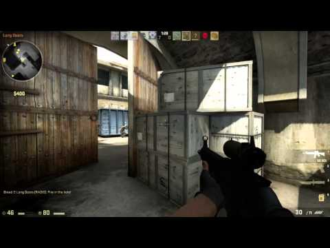 CounterStrike GO: Classic Competitive Gameplay on Dust