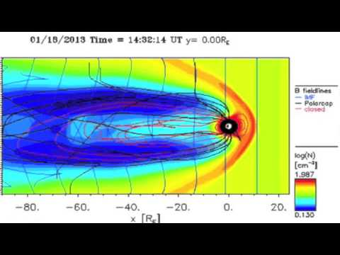 3MIN News January 19, 2013: Magnetic Reconnection