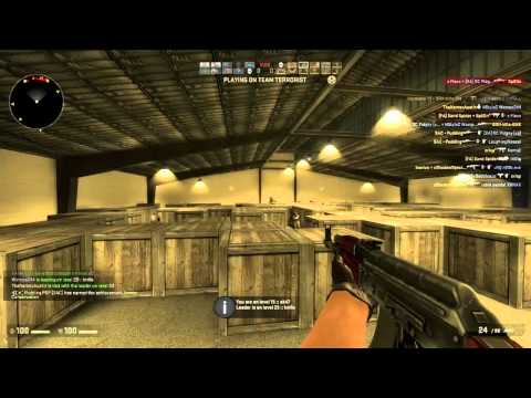 Counter Strike Global Offensive GUNGAME August part 4