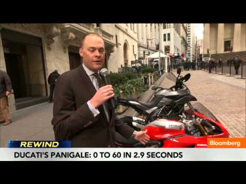 Are You Brave Enough to Jump on a Ducati Panigale?