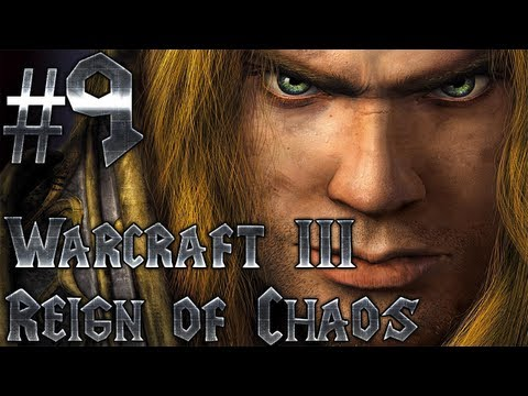 Let's Play Warcraft 3 Reign of Chaos – Part 9 – The Shores of Northrend