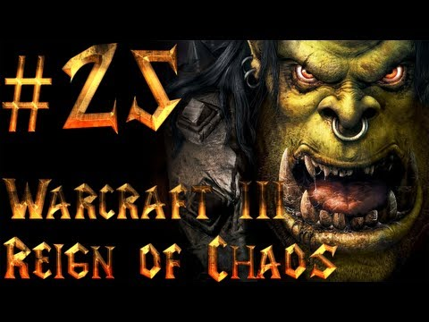 Let's Play Warcraft 3 Reign of Chaos – Part 25 – The Hunter of Shadows [1/2]