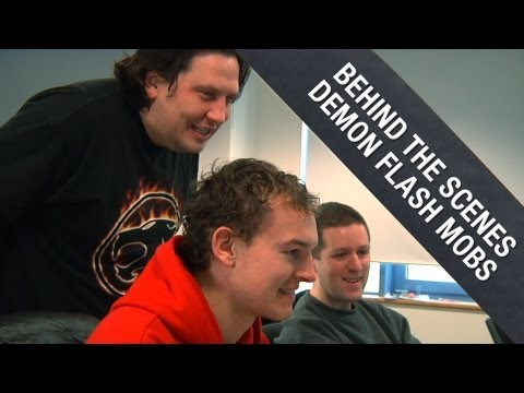 RuneScape BTS#37: Demon Flash Mobs!