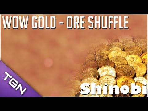 ★ WoW Guide – Shinobi's Technique to Fast Gold in MoP