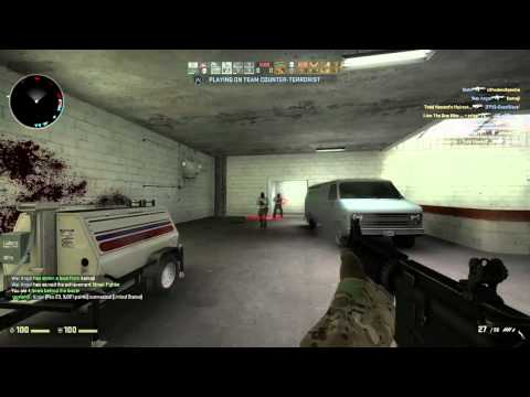 Counter Strike Global Offensive GUNGAME August part 5
