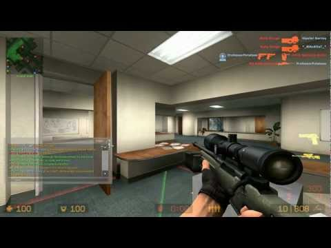 Counter Strike Source | Deathmatch | Sypheria Shiftz View