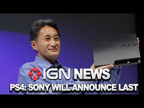 IGN News – Sony To Let Microsoft Announce Next-Gen First