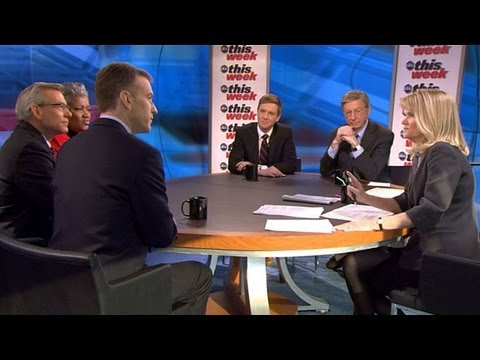 President Obama 2013 Inauguration Speech: Did He Focus on Liberal Base? 'This Week' Roundtable