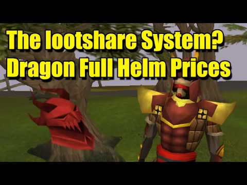 Runescape – Lootshare System – New Armour Not Via Bossing? – Friday Fanmail