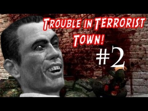 Trouble in Terrorist Town Episode 2 -Suicidal Tendencies-