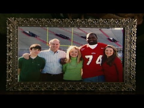 Super Bowl 2013: Real Life 'Blind Side' Players Face Off