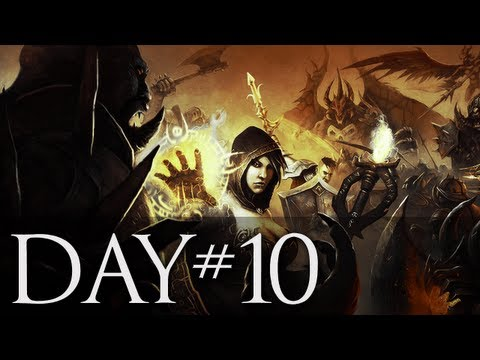 ►RuneScape Road to Trimmed Completionist Cape – Day #10