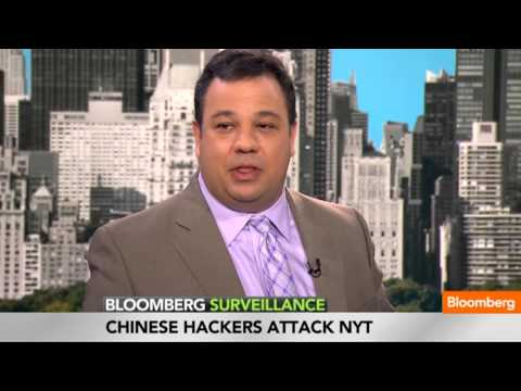 New York Times Falls Prey to Chinese Hackers