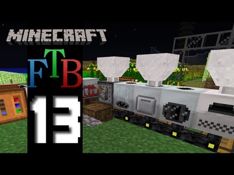 Minecraft Feed The Beast – S2E13 – House Pets!