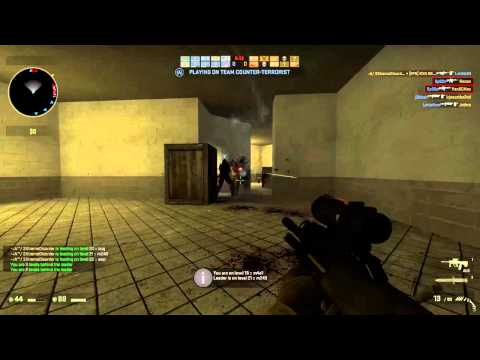 Counter Strike Global Offensive GUNGAME OCT 12