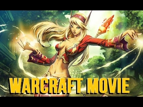 Warcraft Movie Update!! – Duncan Jones