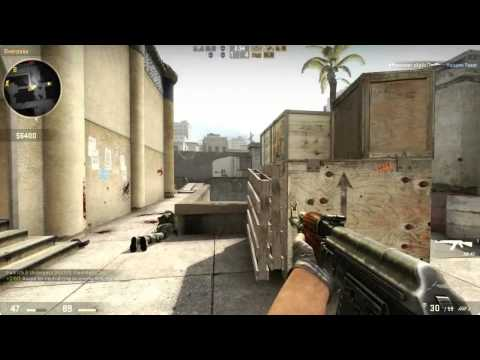 CounterStrike Global Offensive: Classic Casual Gameplay Feat. Lolacola