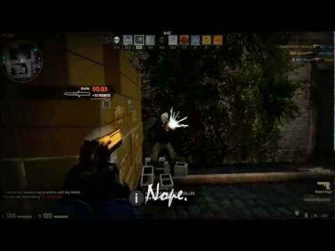 Counterstrike G:O – #1 A Raw Montage