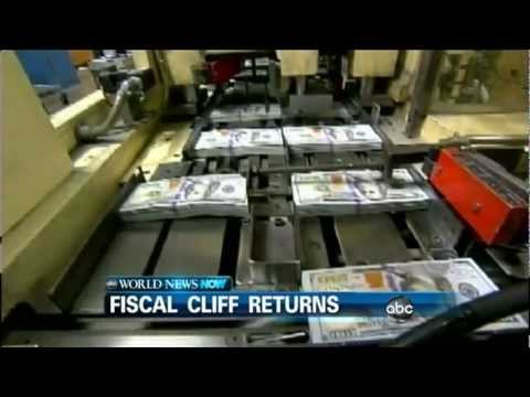 WEBCAST: Fiscal Cliff Returns