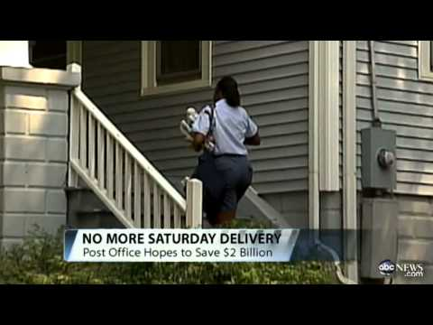 No More Saturday Mail: US Postal Service to End Saturday Mail Delivery