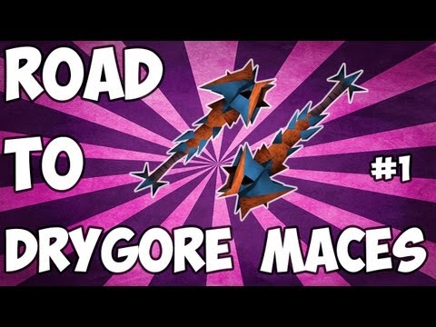RuneScape – Road To Dual Drygore Maces From Scratch – Episode 1 – Commentary